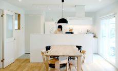 北欧モダンスタイルのシンプルな戸建リノベ