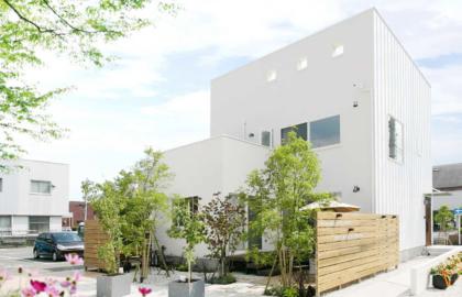 ZERO-CUBE+BOX SKYBALCONY(ゼロキューブ+ボックス スカイバルコニー)沓谷モデルハウス