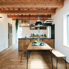 BROOKLYN HOUSE ほどよく自然体でかっこよく暮す家