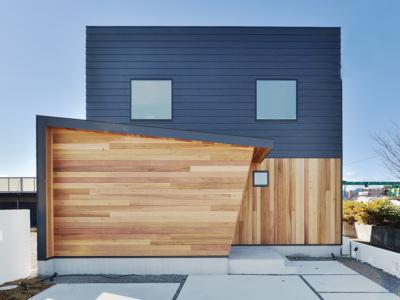 瀬名モデルハウス「アメリカンヴィンテージの家」